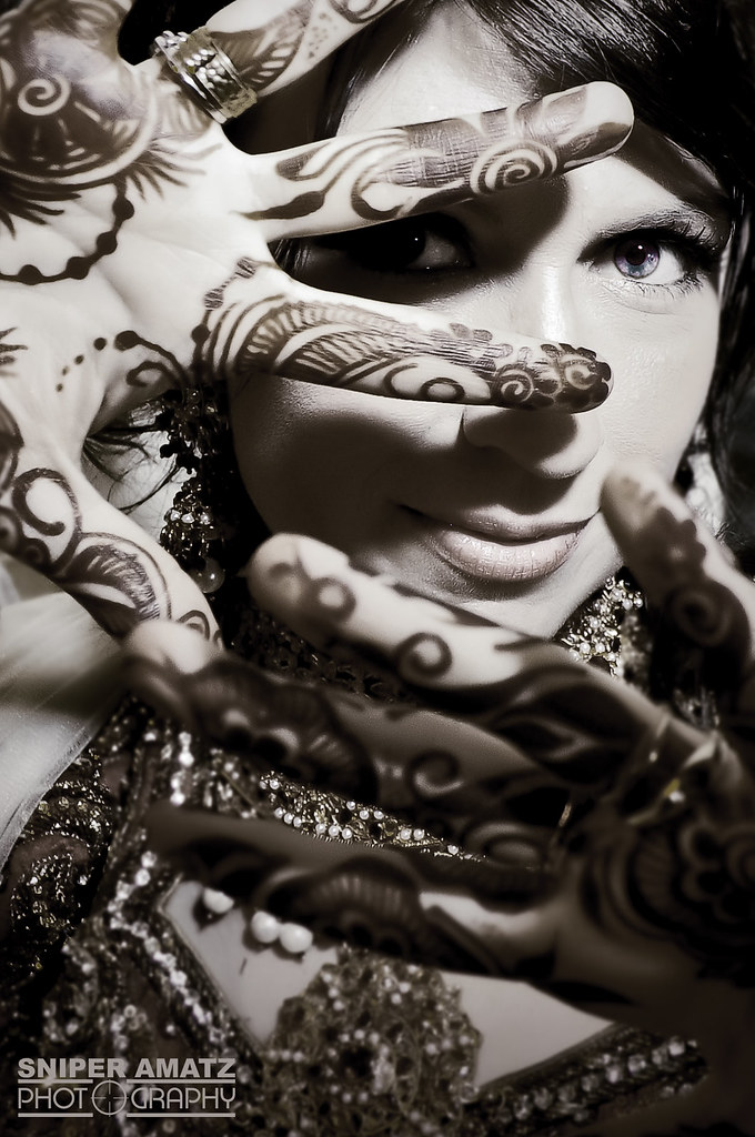 -==The Mehndi Project==-