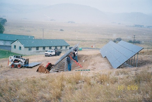 install photovoltaic panels