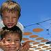 Niños en expo