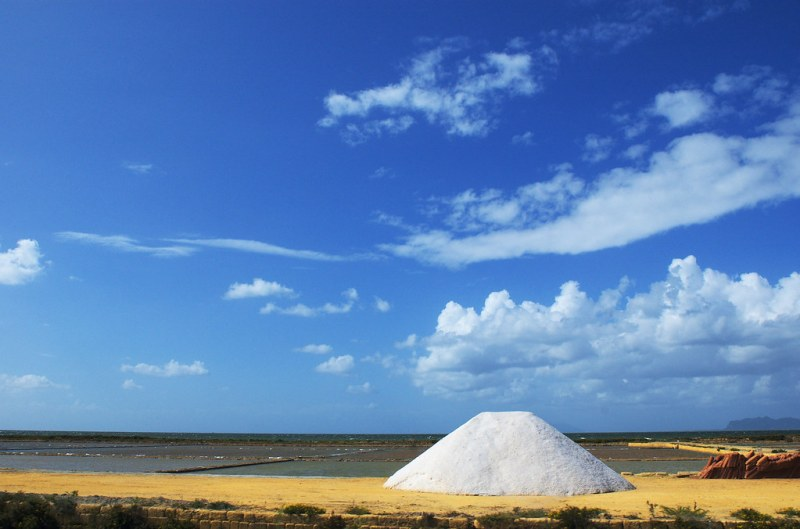 Salt mound, Marsala
