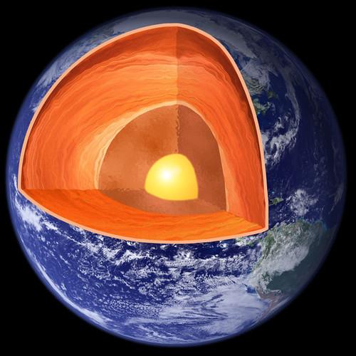 Corte de la Tierra