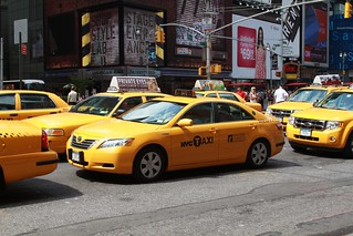 yellow cabs - we made it!