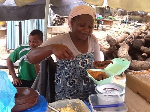 Indomie, Jollof Rice & Chicken by Jujufilms