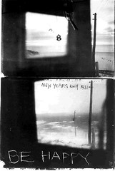 Be Happy, Mabou, 1981, by Robert Frank
