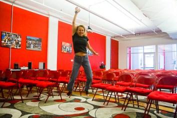 Esther Dyson - jumpshot