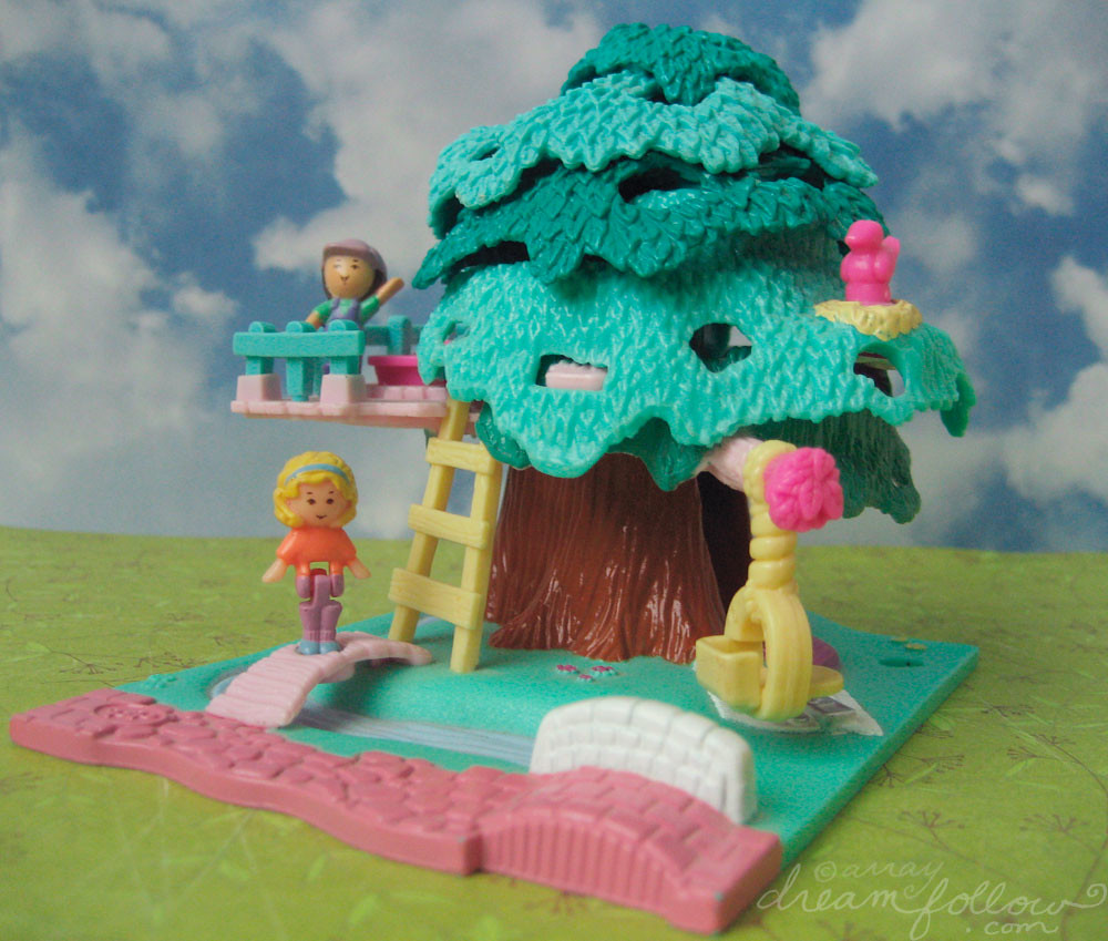 Polly Pocket Treehouse Polly Pocket Came Out When I Was