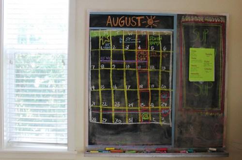 August so far