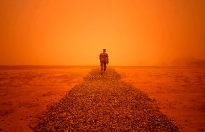 Iraq sandstorm [Image 2 of 2]