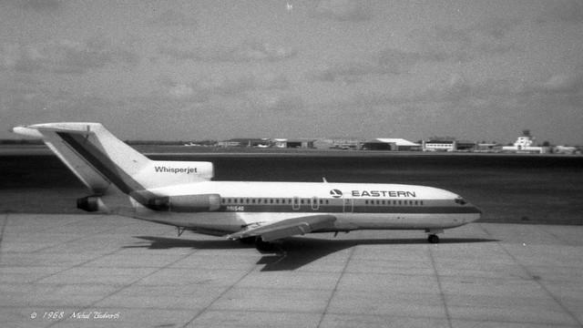 EAL 727 N8154G