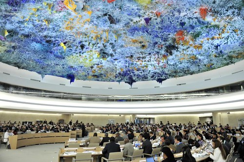 Human Rights Council - 18th Session by United Nations Information Service - Geneva