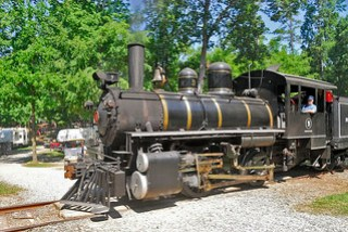 Handy Dandy Railroad Engine #9