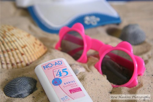 Sunscreen - Summer Skincare