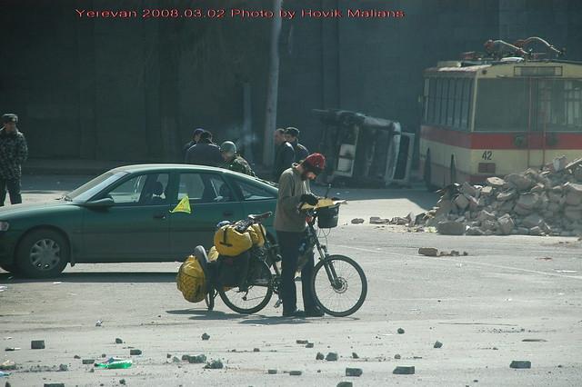 Yerevan 2008-03-02. Photo by Hovik Malians