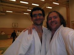 with Mathias