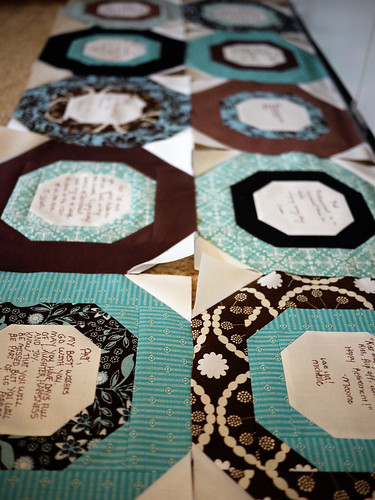 Signature Quilt Blocks