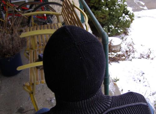 lester's black hat