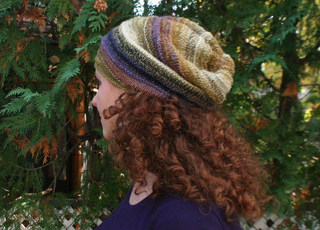 knitted :: Handspun Norie