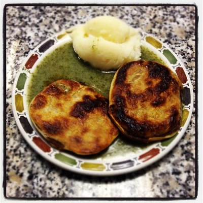 PIE, MASH & LIQUOR #london #wanstead #food #cockney #pieandmash