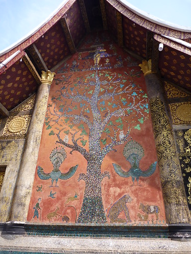 Mosaic tree