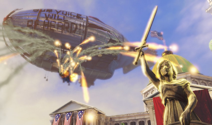 Take-Two: BioShock Franchise Will Be Taken Over By 2K Marin 1