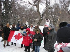 Free Syria and Occupy Regina