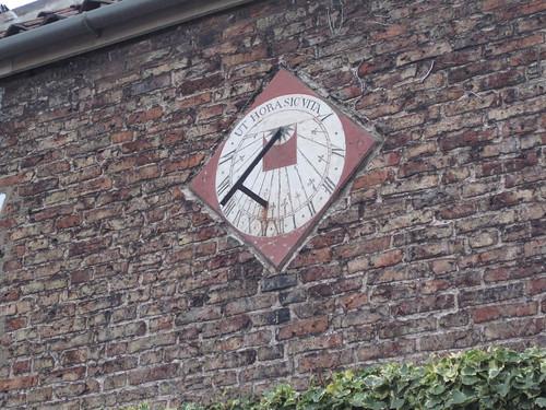 Ormesby Sundial 1776