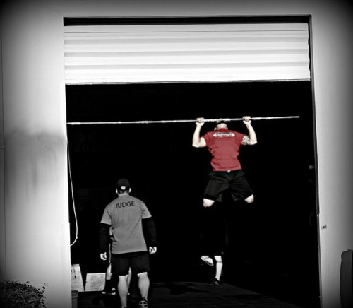 CrossFit Fever Games