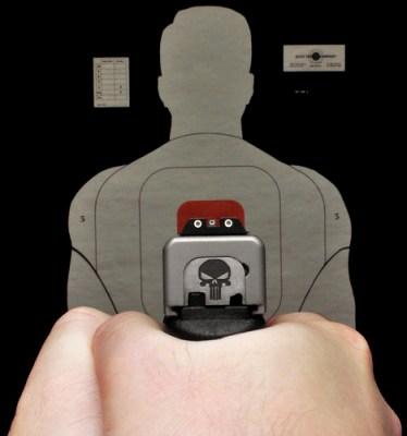 Glock  ( 45 ACP Punisher Edition )