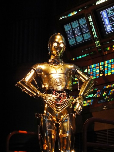 C3PO welcomes you