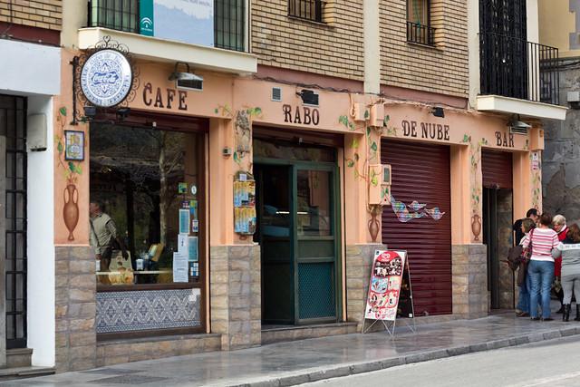 Rabo de Nube, Granada