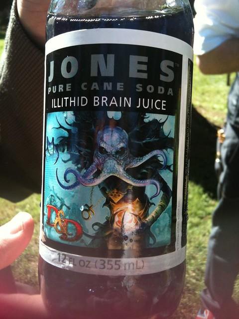 Illithid Brain Juice