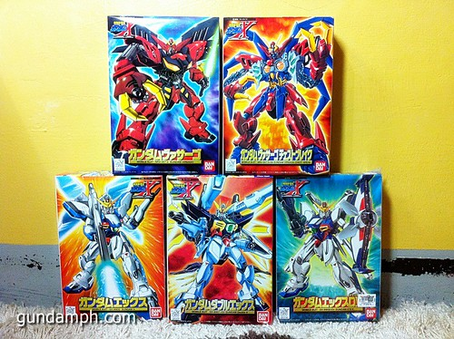 Gundam X undone 2