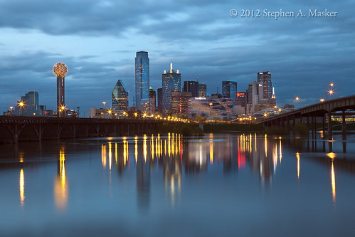 20120321_DallasSkyline_2 by The Higgs Boson