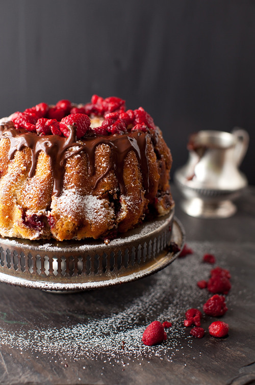 Raspberry Coffee Cake 4