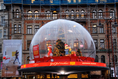 The Christmas Bubble