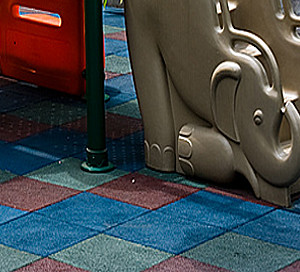 Playground Rubber Tiles by JoGo Equipment