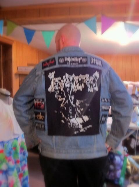 Jamie's jacket