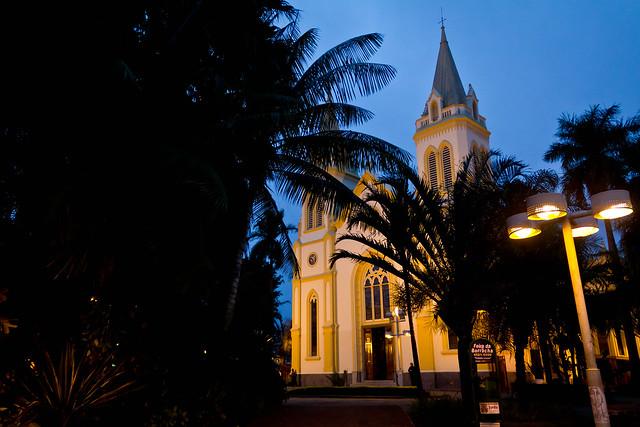 Catedral Nossa Senhora do Desterro, por Mariane Borgomani