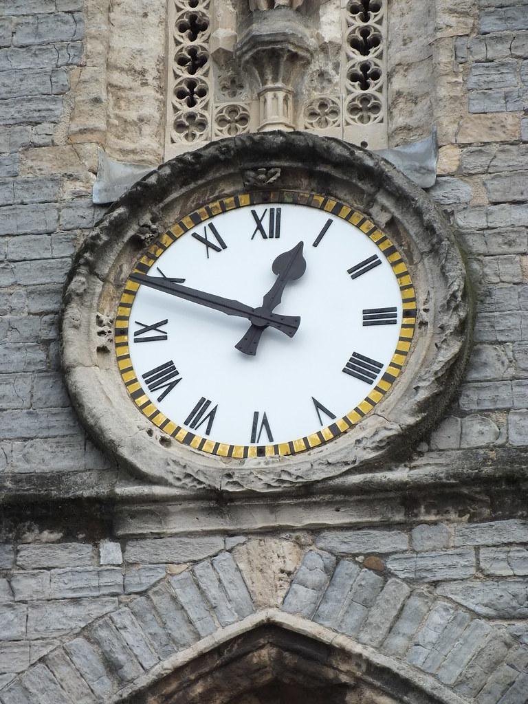 St Johns Church Clock