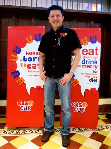 Albert Wibisono, Founder and CEO, BasoCup by bloompy