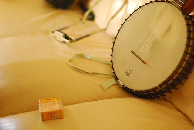 bottom string sessions: mandolin orange, sinful savage tigers & josh oliver