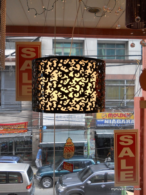 Binondo Shopping for Fixtures and Lighting (32)