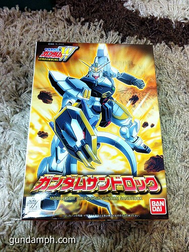 #5 144 NG Gundam Wing Complete List  1955 Make (Old School) (12)