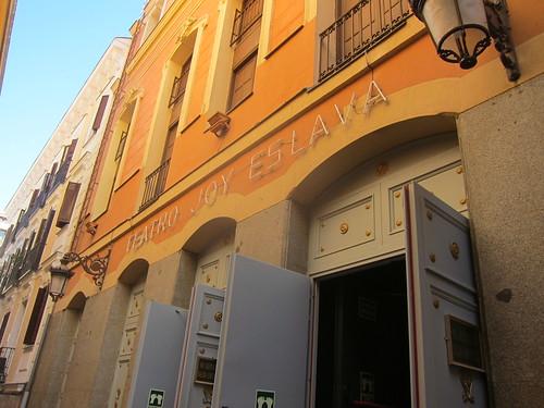 Teatro Joy Eslava. Madrid
