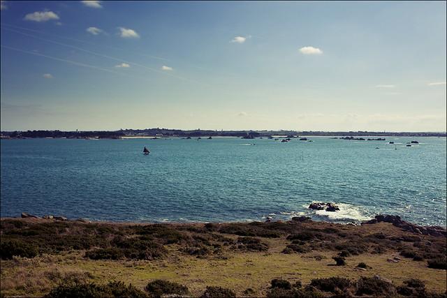 Ile de Batz, Finistère, septembre 2011