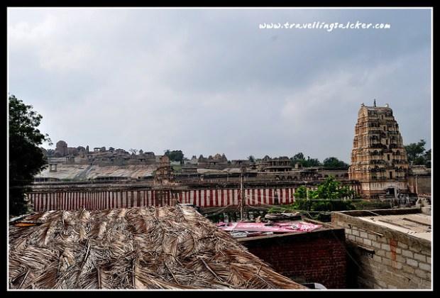Hampi: Virupaksha Temple