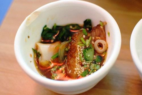 brisket noodle soup
