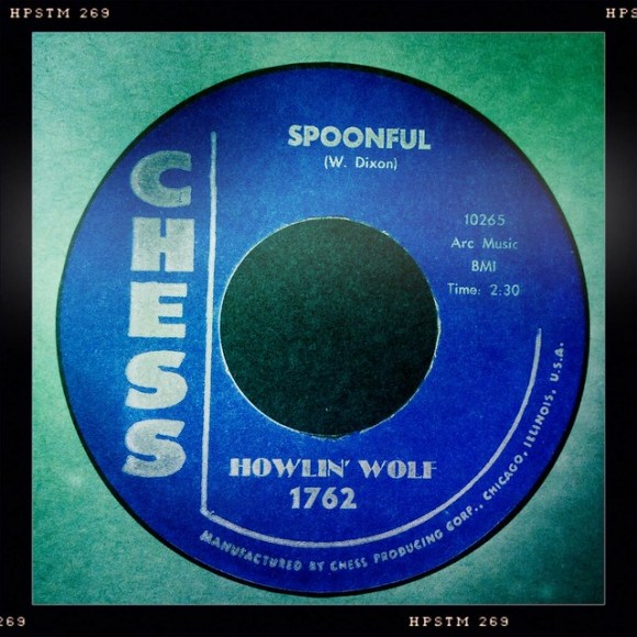 Spoonful - Howlin' Wolf
