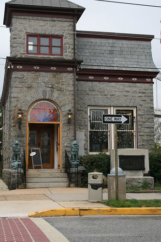 Old Chesapeake City Bank, now gift shop