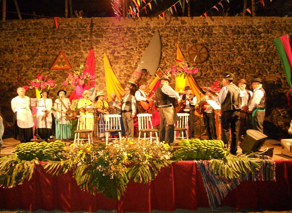Ambiente Romeria Virgen Cuevecillas Agaete 09